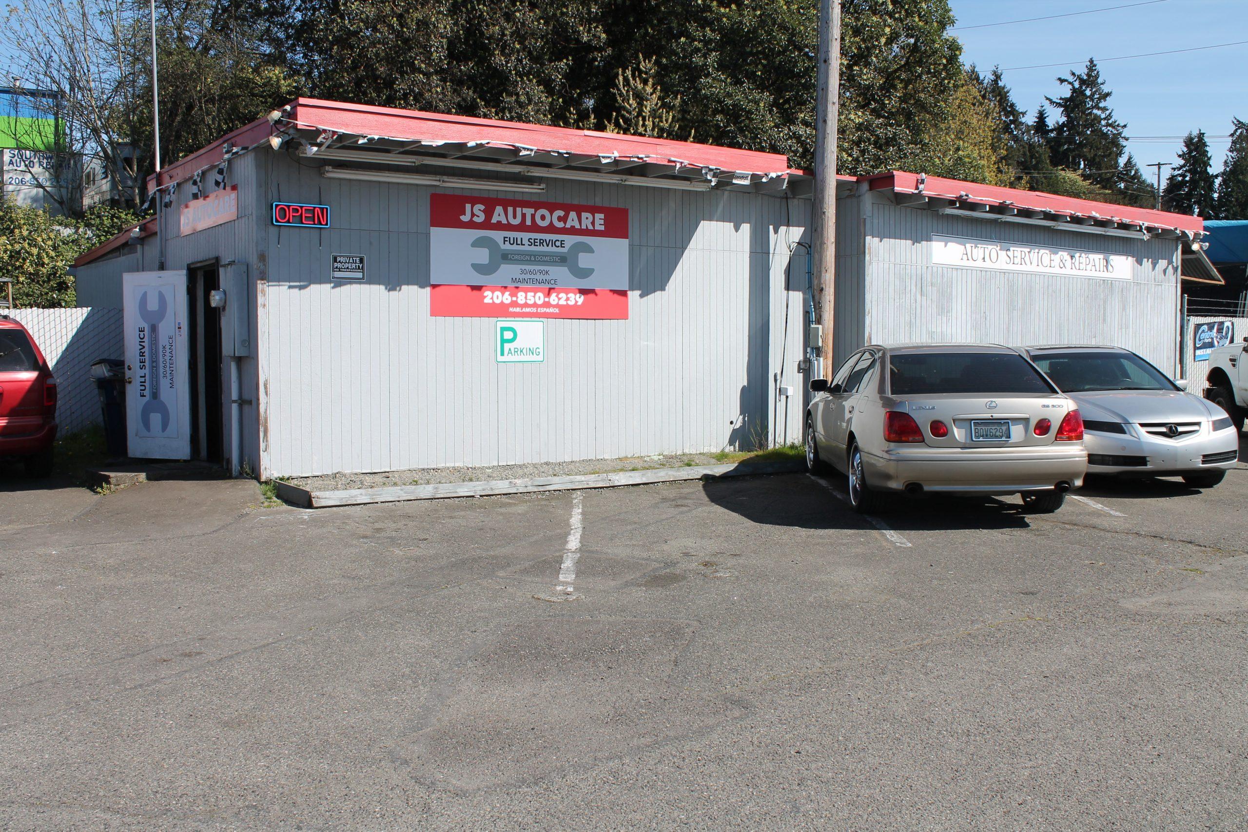 FULL SERVICE AUTO REPAIR SHOP